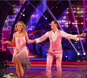Strictly Week Four