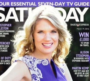 Daily Express Saturday magazine