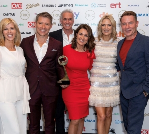 TRIC awards win!