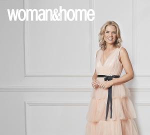 Woman & Home photoshoot